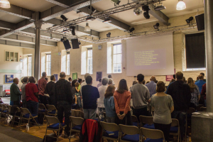 Focus / Establish Weekend (Students, 20s & 30s) @ New North Road Baptist Church