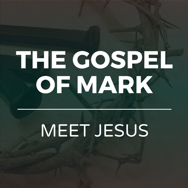 Gospel of Mark - Meet Jesus series - Hope Church Huddersfield