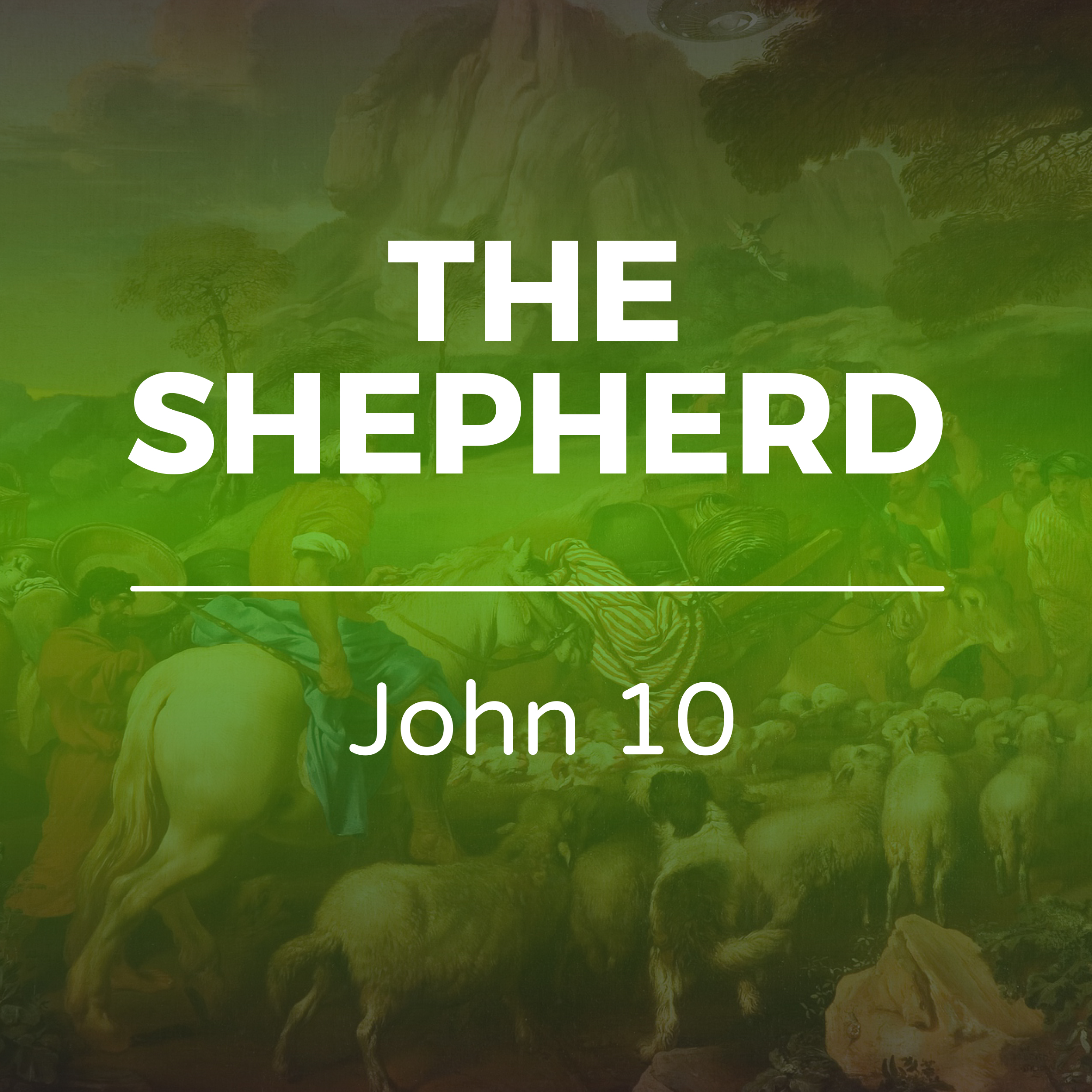 The Shepherd - Mark 10 Sermon Series - Hope Church Huddersfield