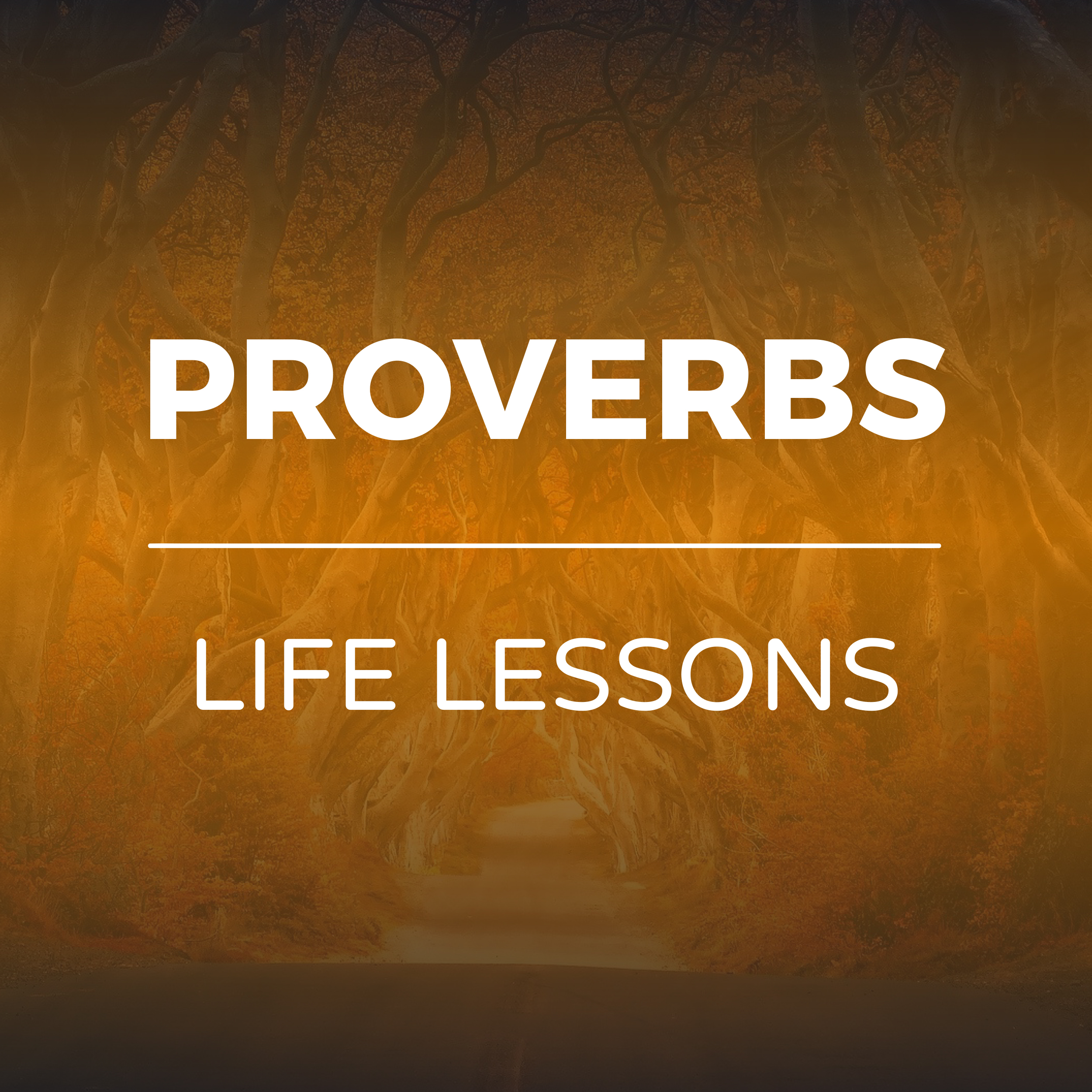 Proverbs - Life Lessons Sermon Series - Hope Church Huddersfield