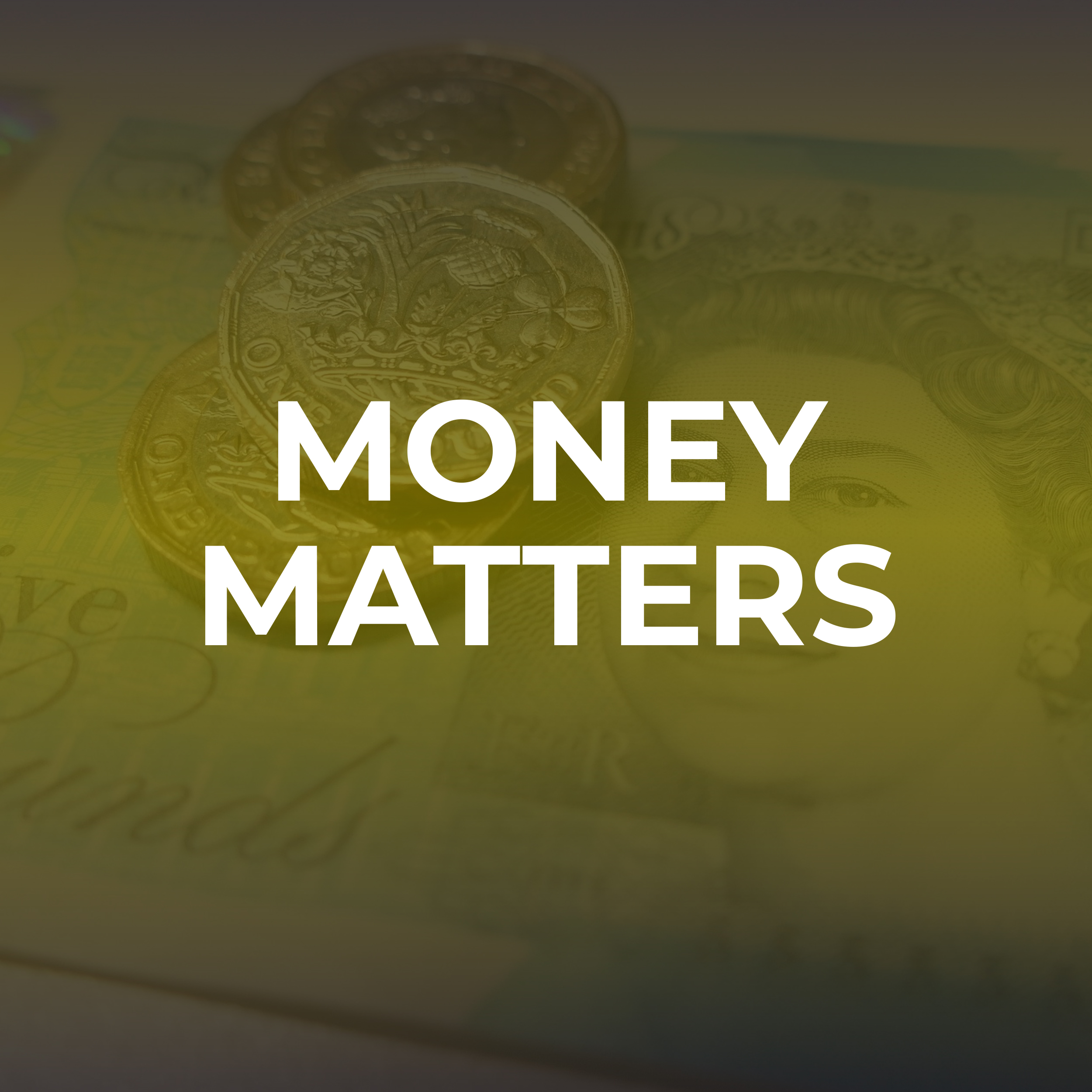 Money Matters - Hope Church Huddersfield Sermon Series