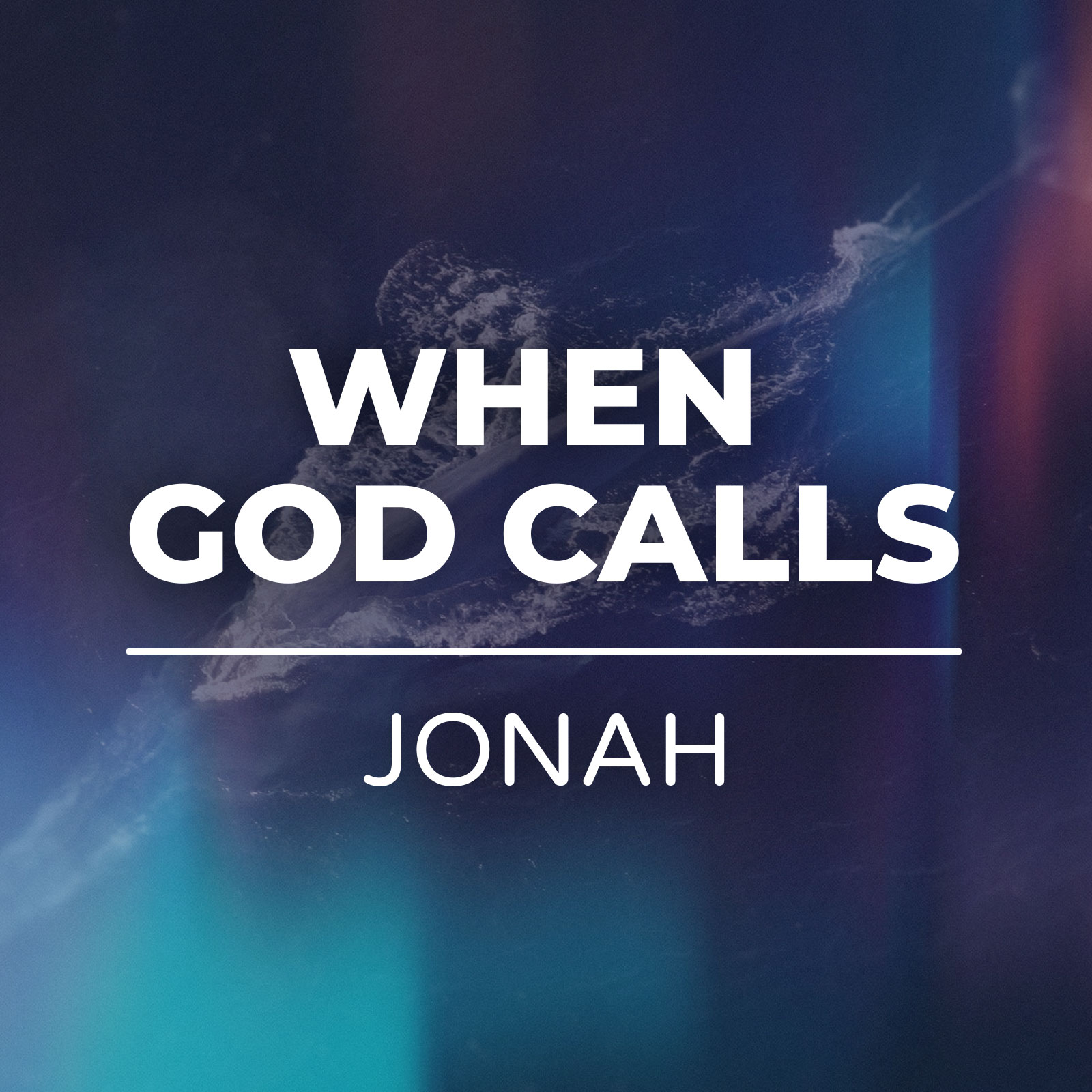 When God Calls - Jonah - Sermon Series - Hope Church Huddersfield