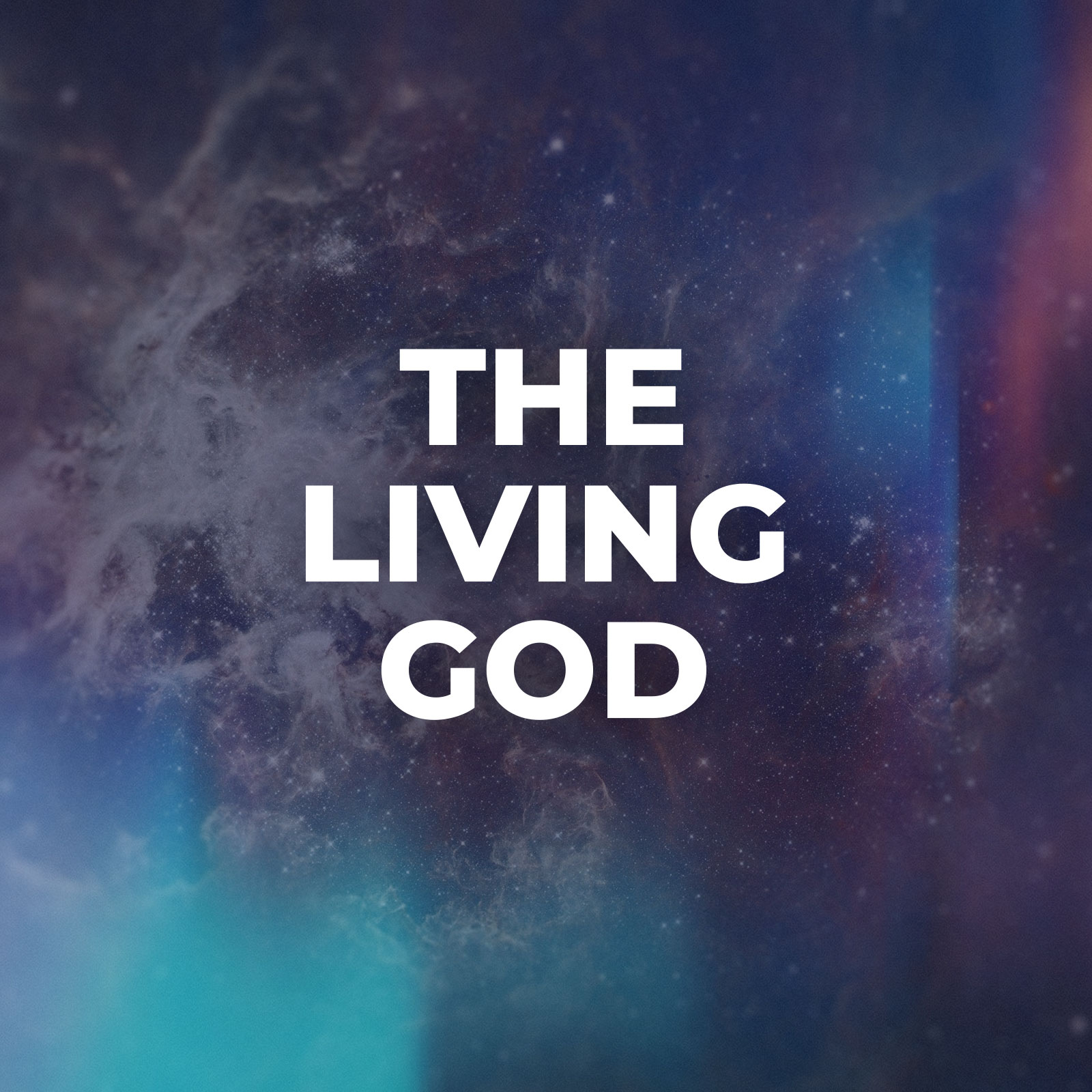 The Living God Sermon Series - Hope Church Huddersfield