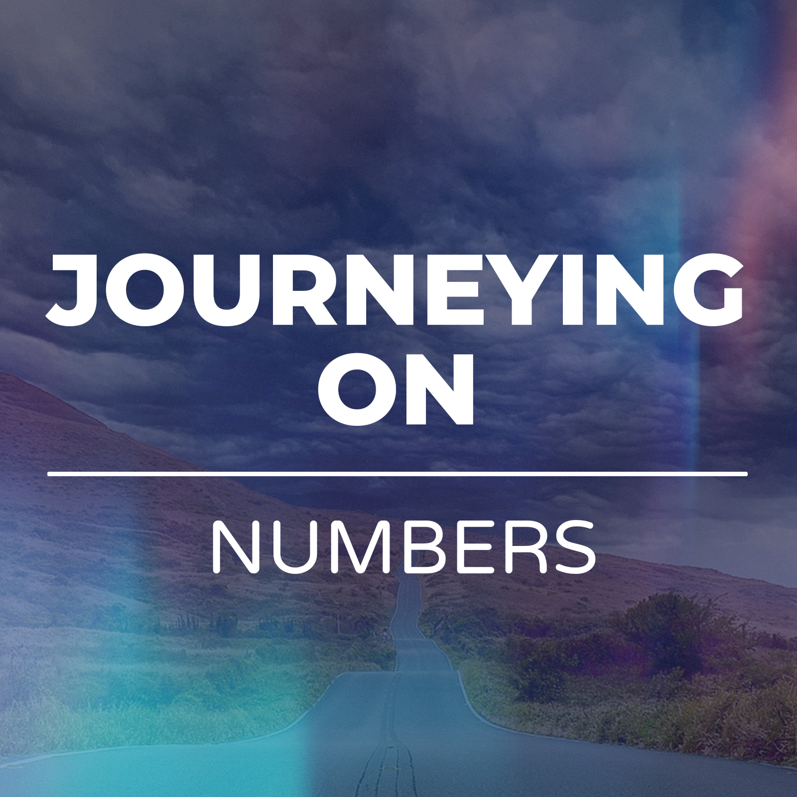 Journeying On - Numbers - Sermon Series - Hope Church Huddersfield